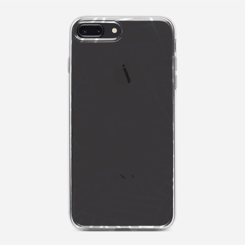 Line Abstract iPhone 8 Plus Case