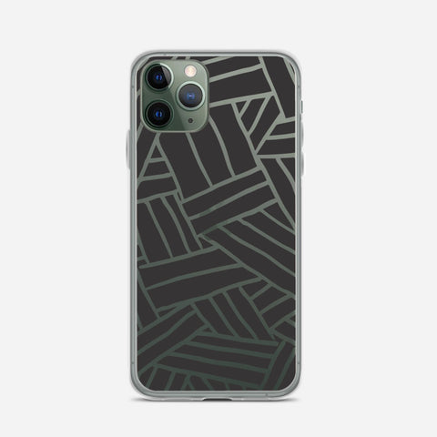 Line Abstract iPhone 11 Pro Max Case