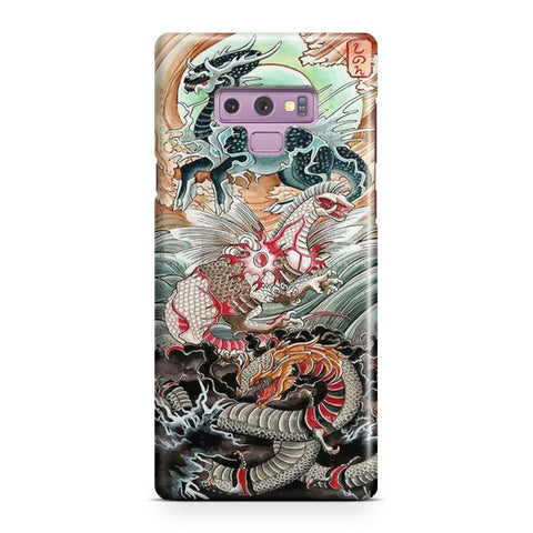 Moon And Sun Samsung Galaxy Note 9 Case