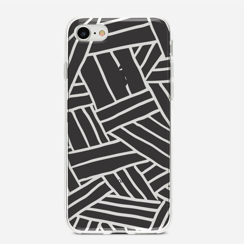Line Abstract iPhone 6S Plus Case