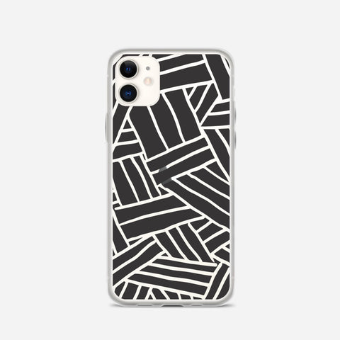 Line Abstract iPhone 11 Case