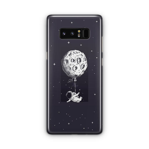 Moon Baloon Samsung Galaxy Note 8 Case