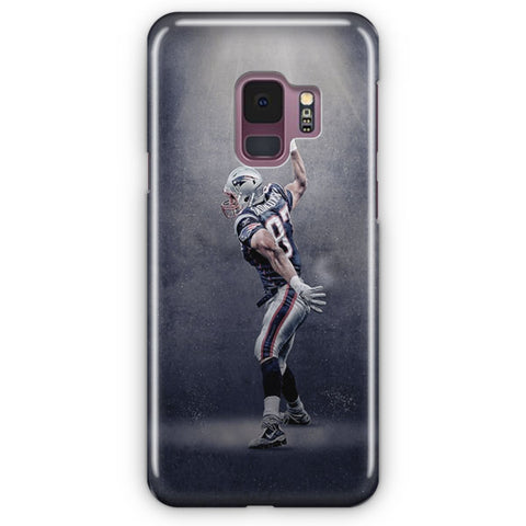 New England Patriots Samsung Galaxy S9 Case