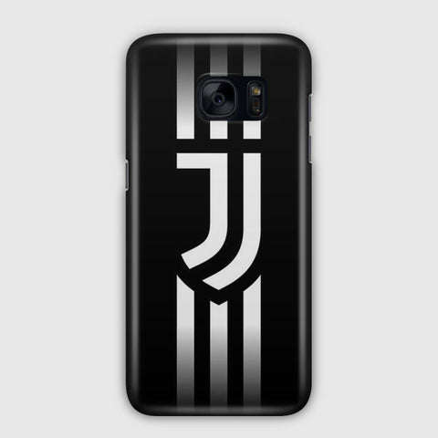 New Logo Juventus Samsung Galaxy S7 Edge Case
