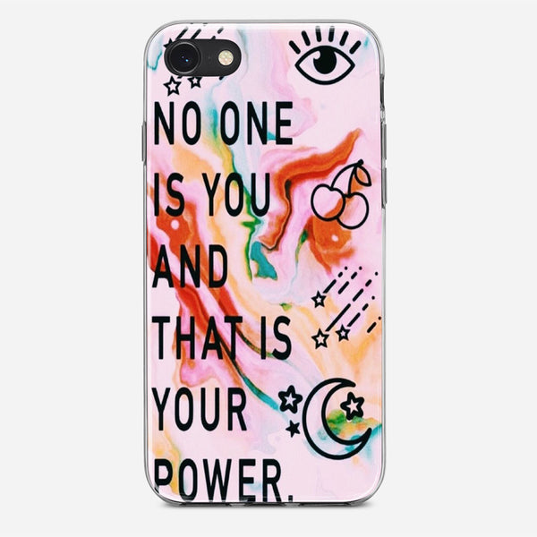 No One Is You iPhone X Case