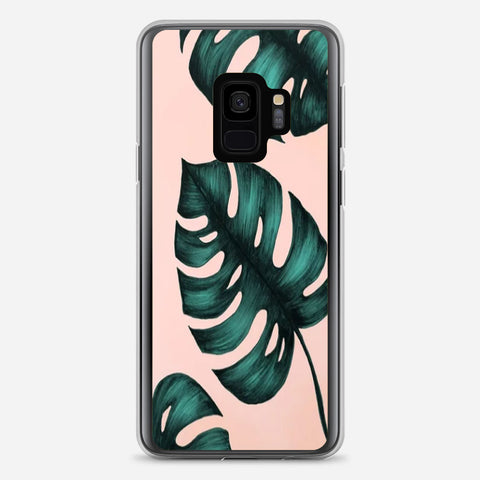 Banana Leaf Samsung Galaxy S9 Case