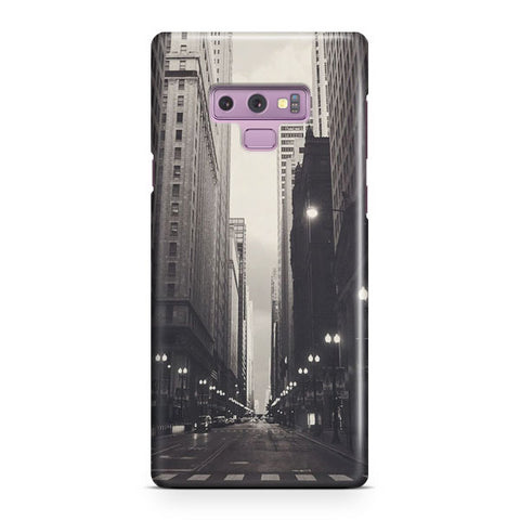 Old Yet Modern Samsung Galaxy Note 9 Case