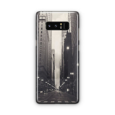 Old Yet Modern Samsung Galaxy Note 8 Case