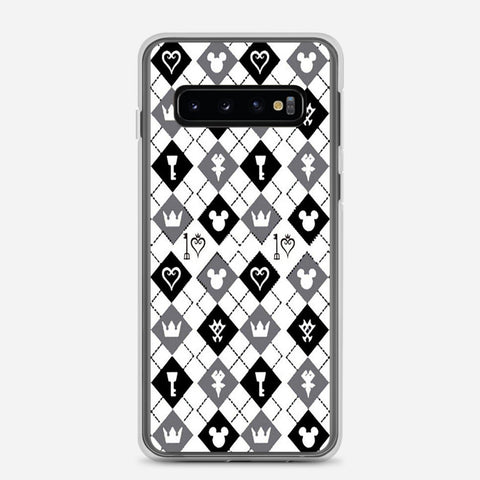 Kingdom Hearts Keyblade Samsung Galaxy S10 Case