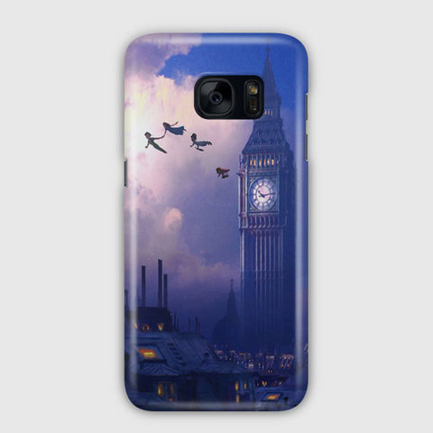 Peterpan Fondos Samsung Galaxy S7 Edge Case