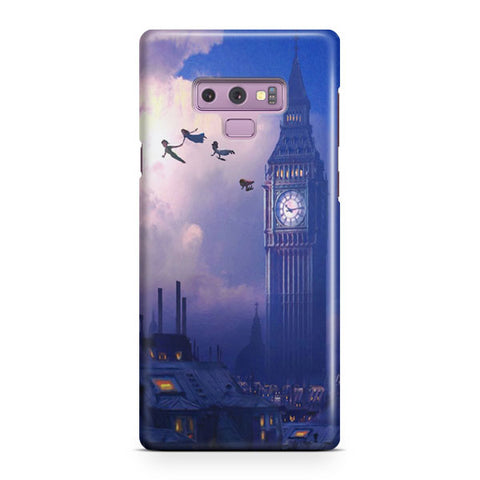 Peterpan Fondos Samsung Galaxy Note 9 Case