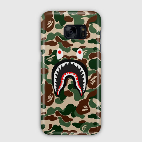 Bape Art Samsung Galaxy S7 Case