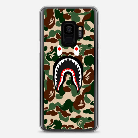 Bape Art Samsung Galaxy S9 Case