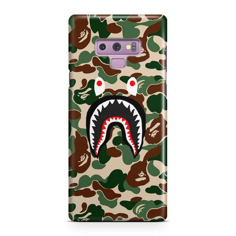 Bape Art Samsung Galaxy Note 9 Case
