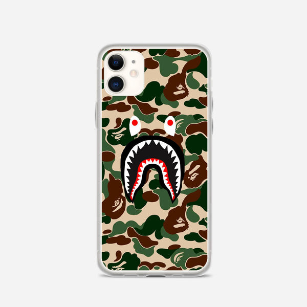 Bape Art iPhone X Case