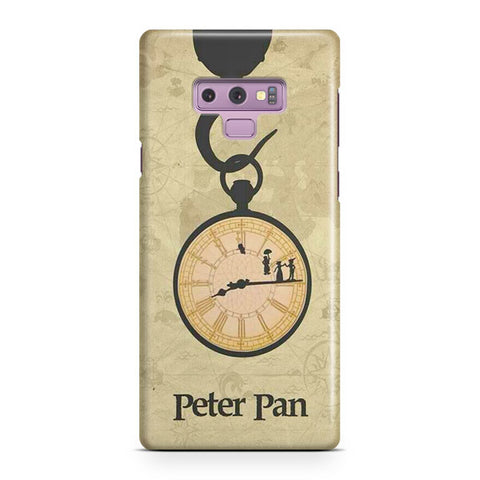 Peterpan Pan Vintage Samsung Galaxy Note 9 Case
