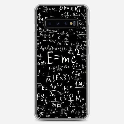 Physics Formula Samsung Galaxy S10 Plus Case