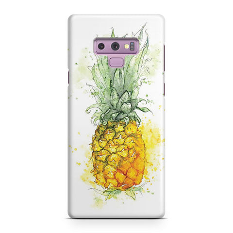 Pineapple Art Samsung Galaxy Note 9 Case