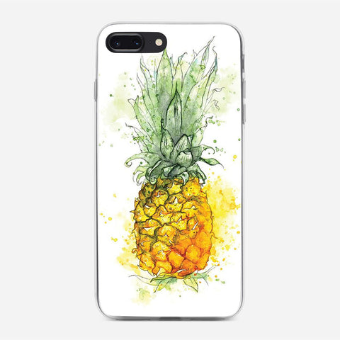 Pineapple Art iPhone 7 Plus Case