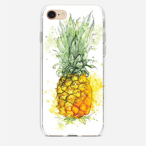 Pineapple Art iPhone 7 Case