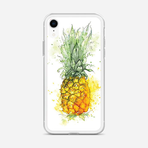 Pineapple Art iPhone XR Case