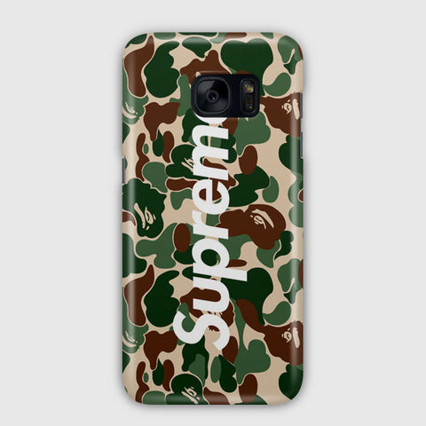 Bape Collaboration Samsung Galaxy S7 Case