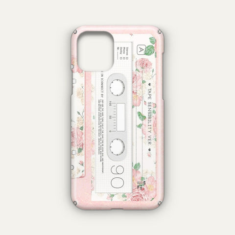 Pink Cassette Tape Google Pixel 4 XL Case