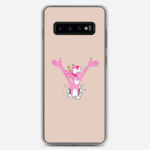 Pink Panther Samsung Galaxy S10 Plus Case