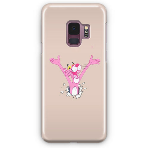 Pink Panther Samsung Galaxy S9 Case