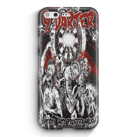 9 Darter Punk Rock Cover Google Pixel Case