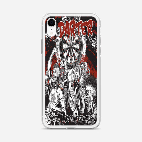 9 Darter Punk Rock Cover iPhone XR Case
