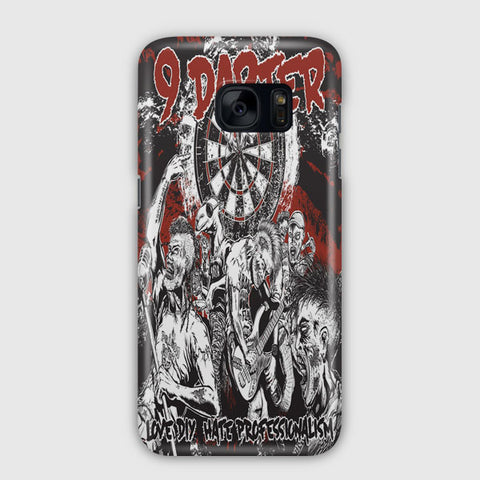 9 Darter Punk Rock Cover Samsung Galaxy S7 Case