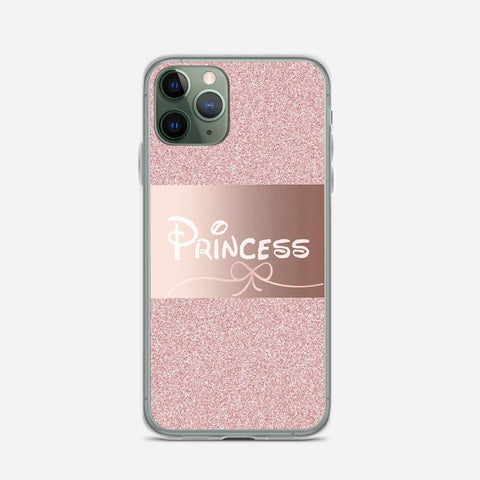 Pink Princess Disney iPhone 11 Pro Case