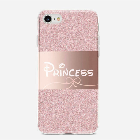 Pink Princess Disney iPhone 6S Plus Case