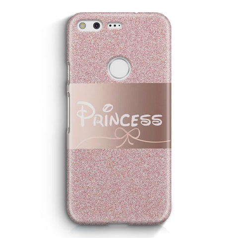 Pink Princess Disney Google Pixel XL Case