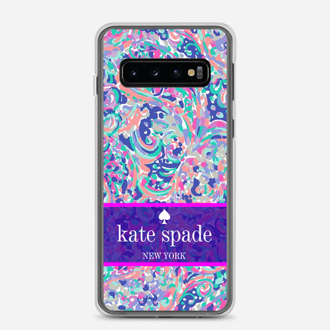Lilly Pulitzer La Playa x Kate Spade Samsung Galaxy S10 Case