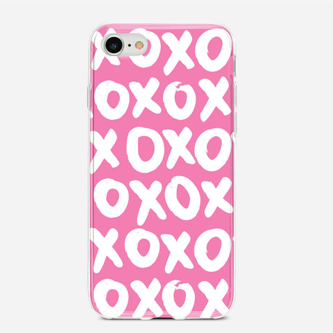 Pink XOXO iPhone 6S Case