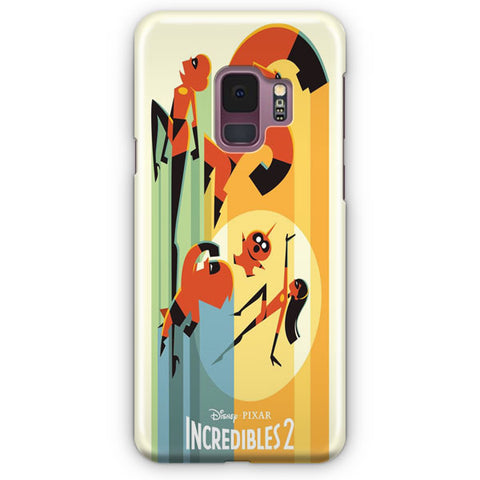 Pixar The Incredibles 2 Samsung Galaxy S9 Case