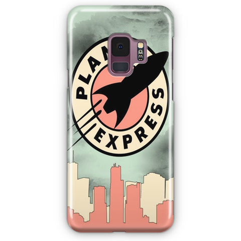 Planet Express Samsung Galaxy S9 Case
