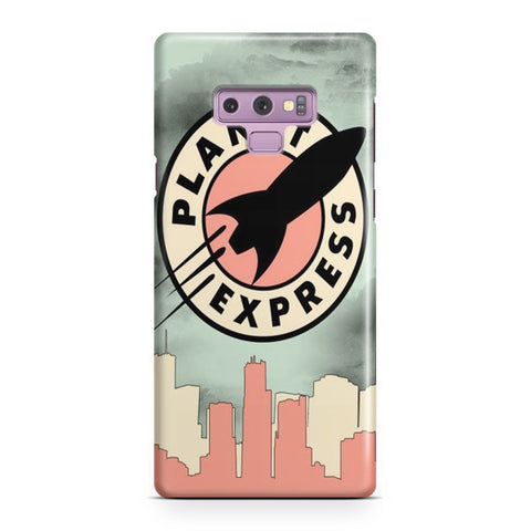 Planet Express Samsung Galaxy Note 9 Case