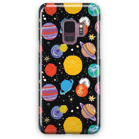 Planets Samsung Galaxy S9 Case