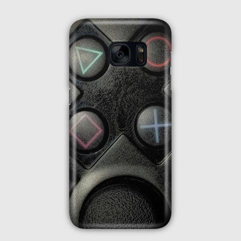 Playstation 2 Controller Samsung Galaxy S7 Edge Case