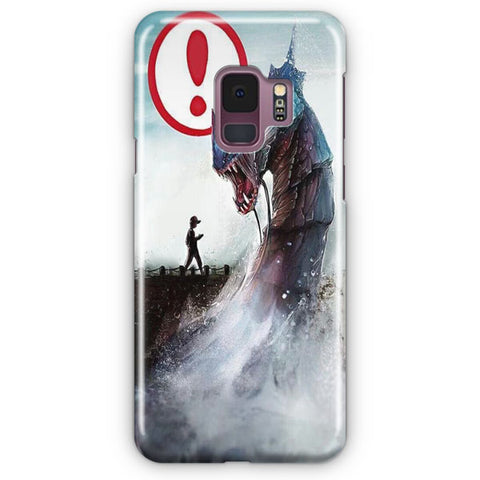 Pokemon Go Loading Screen Samsung Galaxy S9 Case