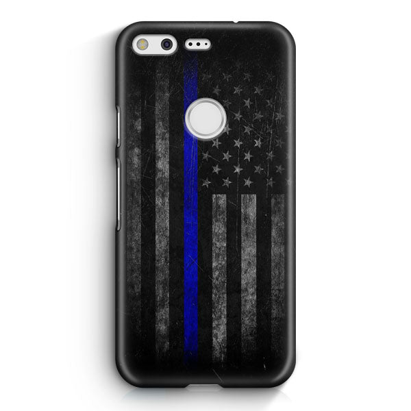 Police Thin Blue Line Google Pixel 2 Case