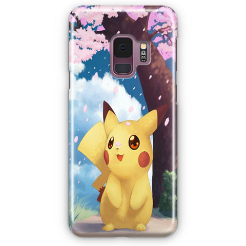 Project Pikachu Samsung Galaxy S9 Case