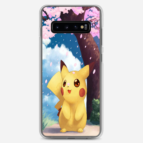Project Pikachu Samsung Galaxy S10 Plus Case