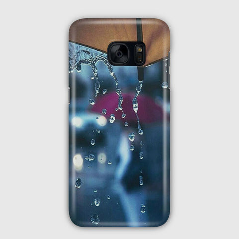 Rain Drop Samsung Galaxy S7 Edge Case