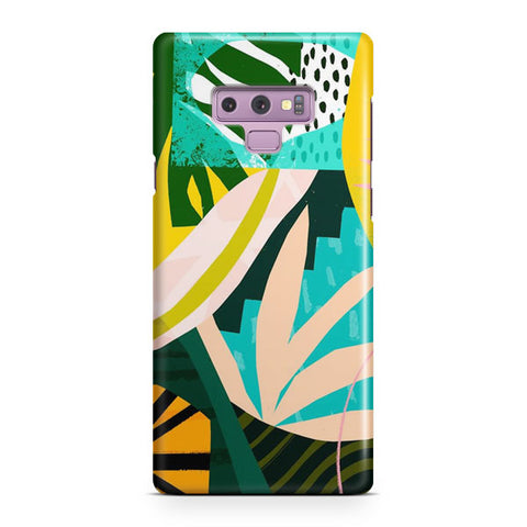 Rain Forest Samsung Galaxy Note 9 Case