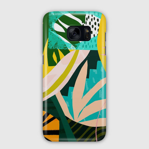 Rain Forest Samsung Galaxy S7 Edge Case