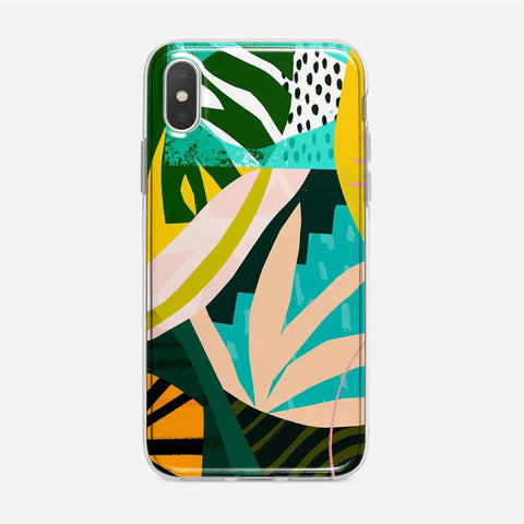 Rain Forest iPhone XS Case